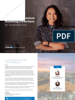 Digital and Content Marketing Predictions for Southeast Asia