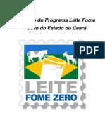Leite Fome Zero (Ceara)