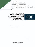 Aplicando Psicologia Social- Fernando Mancilla.pdf