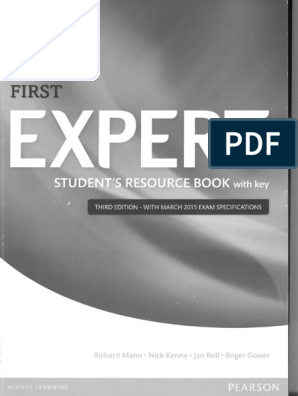 first expert coursebook third edition pdf free download