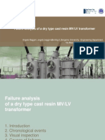 Transformer Failure Case Study