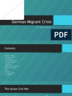 german migrant crisis
