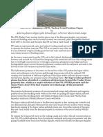 FPL Exec Summary & Photo Update