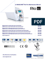RIO Pro Maintenance Manual Iss.1d