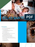 Atlas Santé RDC 2016
