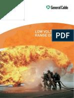 Low Voltage Range of Cables_June 2014