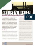 Mellet's case