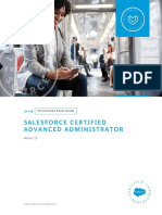 Sg Certified Advanced Administrator