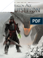 Art of Dragon Age - Inquisition