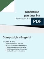 4. Anemiile I