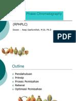 Kromatografi Fase Terbalik