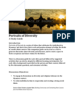 Portraits of Diversity Study Guide ENG