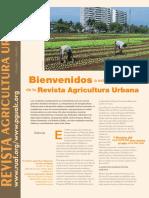 3. Revista Agricultura Urbana