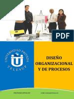 Diseño Organizacional de Procesos