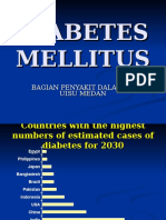 Kuliah Diabetes Mellitus