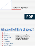 ARC. Parts of Speech.ppt