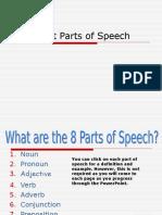ARC. Parts of Speech.ppt
