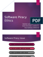 Software Piracy Business Ethics