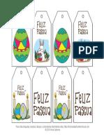 Etiquetas-Pascua