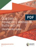 Guía Para La Incubación y Alevinaje de Trucha