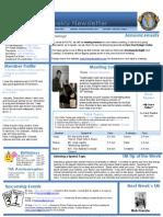 KHTM Newsletter 7.13.2010