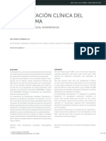 Interpretación Clínica Del Hemograma