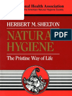 Natural Hygiene the Pristine Way of Life - Shelton