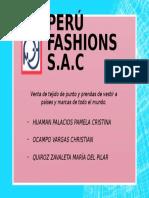 Perú Fashions Sac (1)