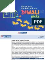 HDFC Sec Diwali 2016 Stock Picks