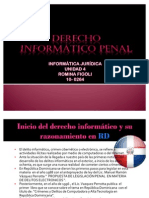 Ppt Unidad 4 Derecho Informático Penal
