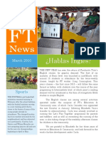 ft update - march 2016