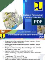 DED Instalasi Pengolahan Lumpur Tinja (IPLT)