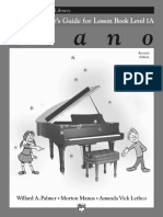 Basic Piano Lessons Pdf