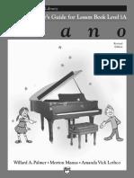Piano Lessons Ebook