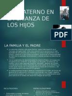 Rol Paterno en La Crianza de Los Hijos