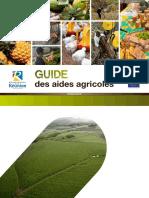 Serv Guide Des Aides Agricoles 2016