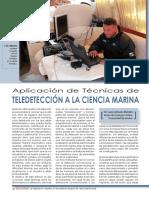 Articulo divulgación D&M 2012 sonar