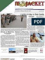 fMCAS Miramar Flight Jacket News Paper 20100716