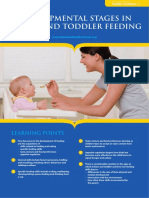 3.5 Developmental Stages in Infant and Toddler Feeding NEW
