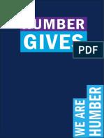 humber gives 2