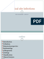Surgical Site Infections (2)