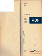 Introducción a La Lógica Formal - Alfredo Deaño Cap1.
