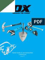 OX Hand Tool Catalogue