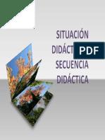 Situacion y Secuencia Didactica