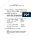 Cuestionario sobre conceptos de Medio Ambiente, Ciclo del fosforo, Azufre, carbono