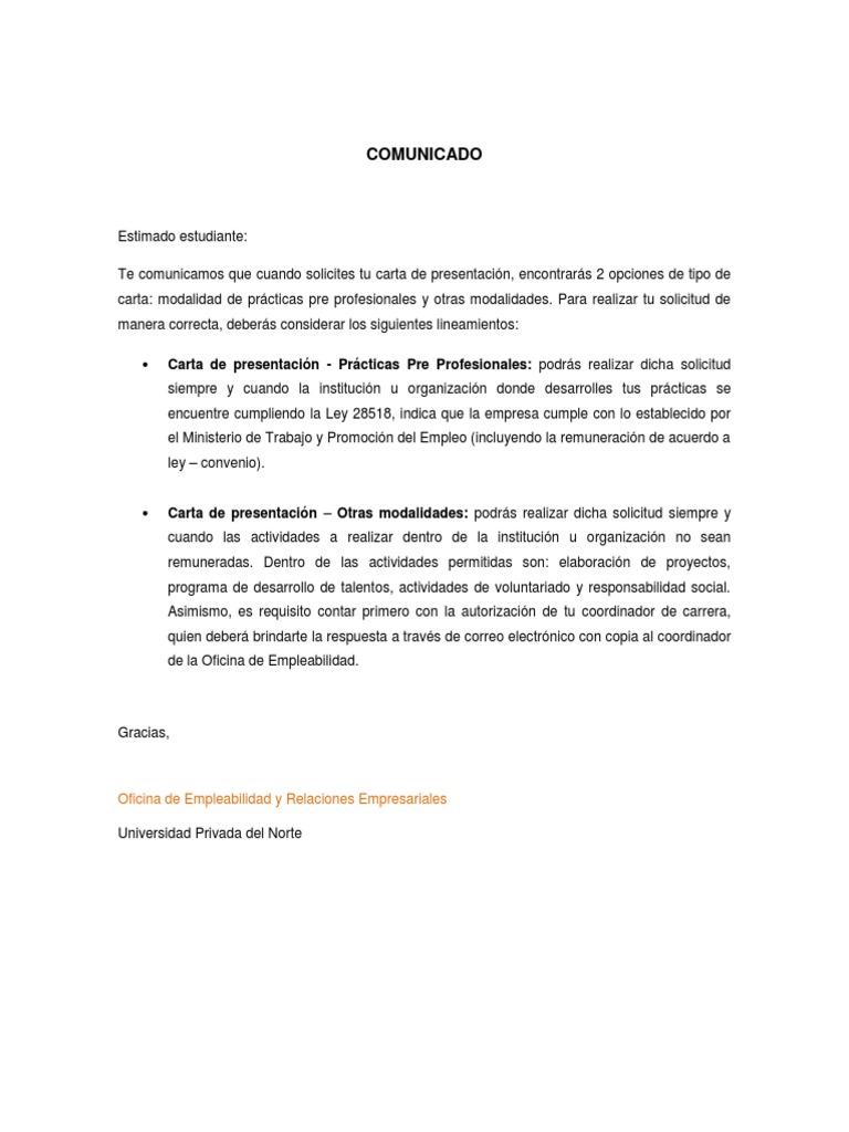 Magnífico Copia Carta De Presentación Adorno - Ejemplo De Currículum ...