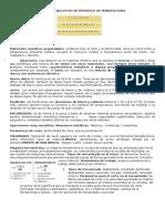 Resumen Ejecutivo de Prosesos de Manufactura
