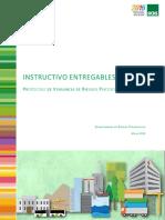 Instructivo Entregables SEREMI Protocolo de Vigilancia