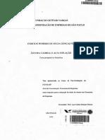 Âncora Cambial e Inflação Tese de Doutorado Fgv