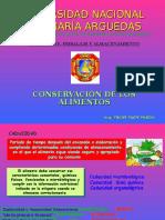 B. Conservación de Foods